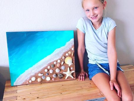 Little Ms. Creative!