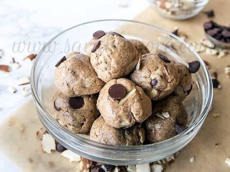 Clean Eating Cookie Dough Recipe