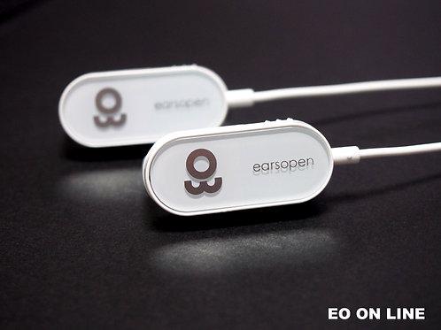 earsopen WR-3 CL-1001 B(ブラック)/W(ホワイト) 音楽用