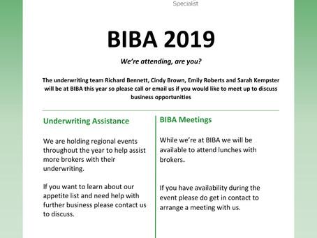 BIBA 2019