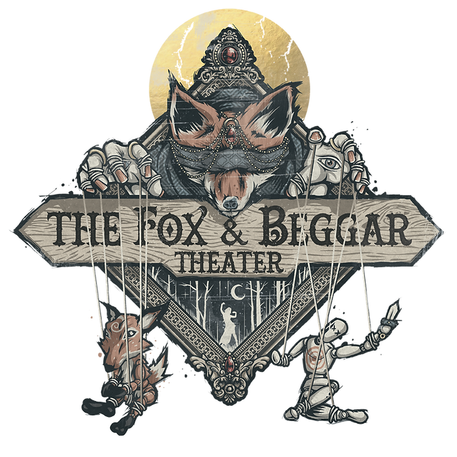 Fox & Beggar Theater logo