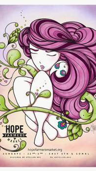 HOPE Artist: Stellar Roz