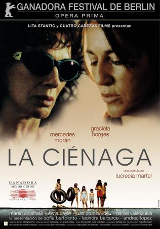 """La película de Lucrecia Martel que marcó una época:                    """"LA CIÉNAGA"""" 20 AÑOS DESPUÉS"""
