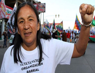 """Jujuy y su década ganada  de violencia """"social"""""""