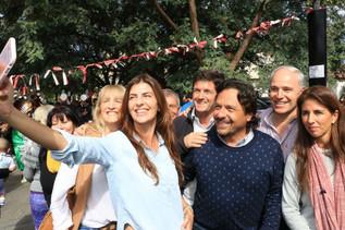 Bettina Romero no duda: ¡Creo –y quiero- que Gustavo Sáenz será gobernador…!