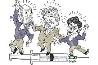 ALBERTO FERNÁNDEZ, DE REGRESO: VUELVE A LARRETA Y VUELVE A PFIZER -  Por Carlos Pagni - 27/04/2021