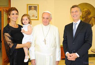 El Papa y su reino teocrático-profano