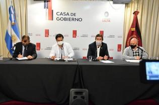 SALTA INSTA A LA RESPONSABILIDAD PARA MANTENER LA ACTIVIDAD ECONÓMICAY LA PRESENCIALIDAD ESCOLAR