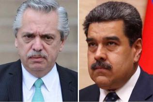 "DIPLOMACIA ""K"":  ARGENTINA YA NO APOYA LA DEMANDA CONTRA LA DICTADURA DE MADURO EN LA CIDH - 26/05"