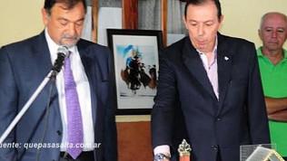 Rodolfo Antonelli asumió como  interventor de un municipio devastado