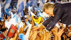 """Macri gritó el """"¡Sí se puede...!"""" en Salta, junto a Romero, Nanni… (y sin Sáenz)"""