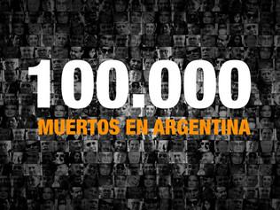 UNA TRAGEDIA SIN PRECEDENTES: LA ARGENTINA SUPERÓ LOS 100 MIL MUERTOS POR COVID-19 - (14/ 07/2021)
