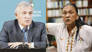 """FUERTE DENUNCIA DEL GOBERNADOR JUJEÑO: """"Desde Buenos Aires están empoderando a Milagro Sala"""""""