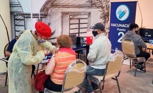 17/05/21 - EN SALTA COMIENZA LA VACUNACIÓN CONTRA COVID 19 A MAYORES DE 55 AÑOS. TURNOS