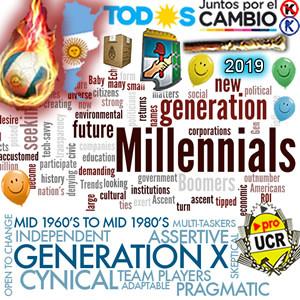 Hora de la «Generación X»