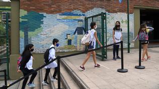 SALTA ENTRE LAS PROVINCIAS QUE ESTE LUNES VUELVEN A CLASES PRESENCIALES EN LAS ESCUELAS - 30/05/2021