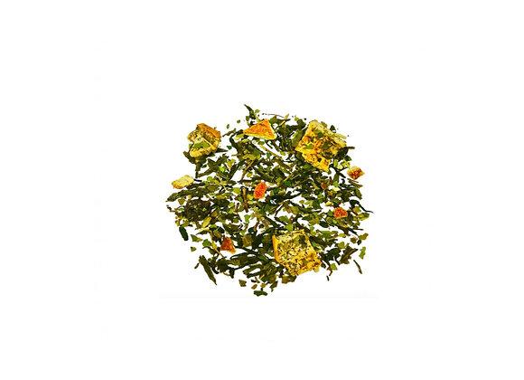 boost-Thé vert détox bio saveur orange