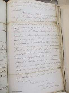 G Evans Petition Nov 1836.JPG
