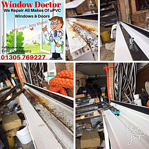 uPVC Window and Door Repairs Weymouth