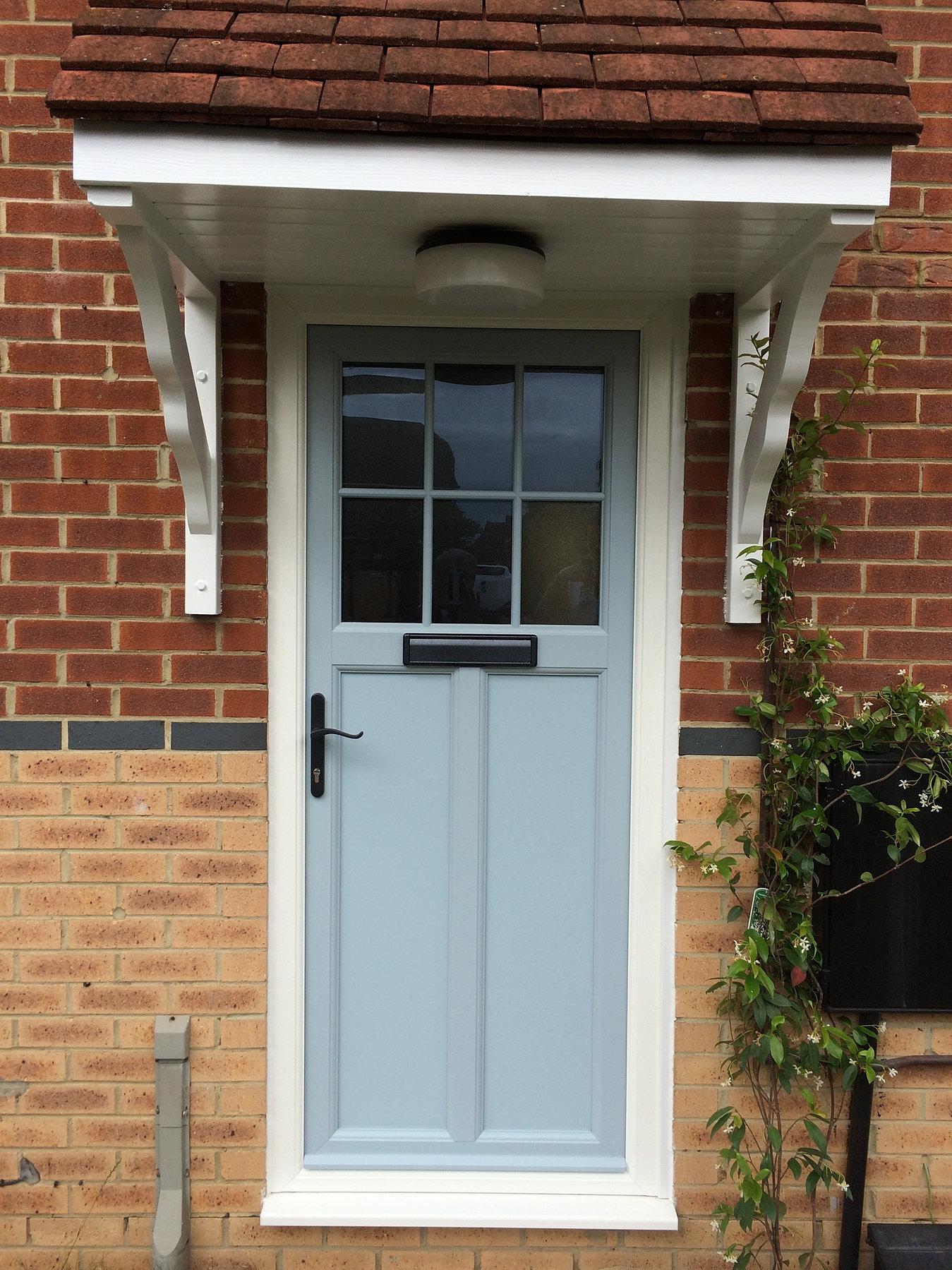 Engineered uPVC Coloured Doors & Composite Doors Weymouth