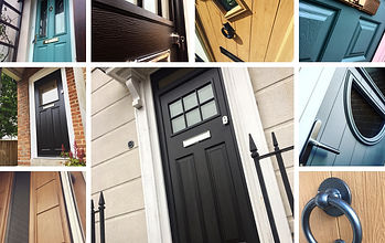Composite Door Installers Weymouth