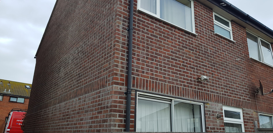 New Pointing Finished