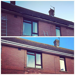 Replacement uPVC Fascia Boards Weymouth