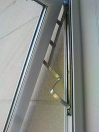 Broken & Bend uPVC Window Hinges and Stays
