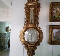 Louis XVI Giltwood Barometer c1850.jpg