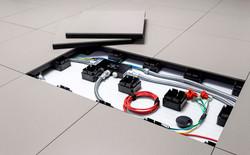Rede elétrica Modular