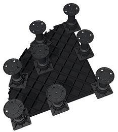 recorte piso elevado Remaster; ilustração daniel beneventi