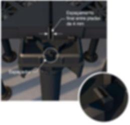 Piso elevado externo Remaster; ilustração daniel beneventi