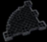 Recorte placa piso elevado Remaster; ilustração daniel beneventi