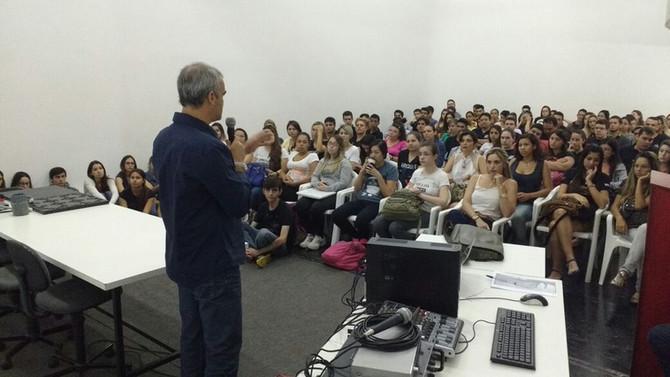 Remaster faz palestras para universitários e empresários em São José do Rio Preto