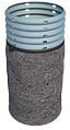 Pavio irrigação tecgarden Remaster; ilustração daniel beneventi