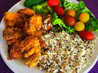 Healthy Homemade KFC