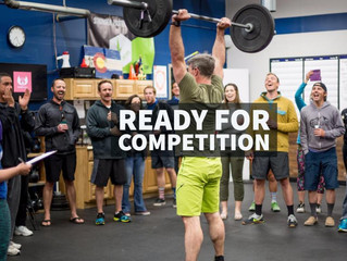 Crossfit Competition Nutrition - Fuelling for performance