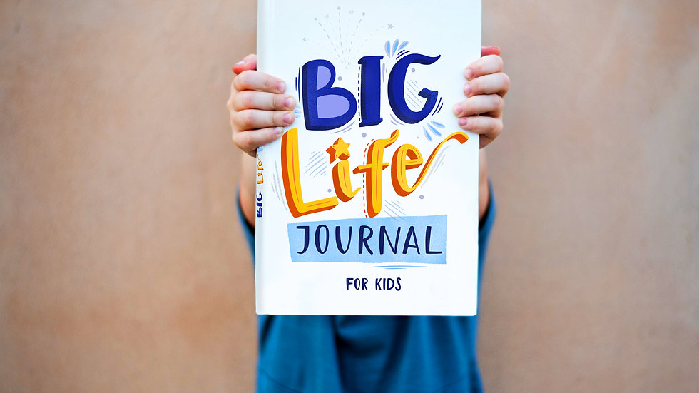 Big Life Journal (7-10)