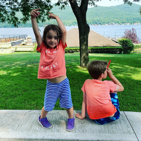 Lake George: Perfect Family Escape in the time of COVID