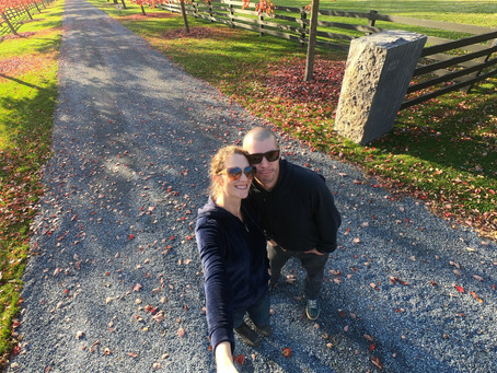 How I Travelled 3,000 miles to Find Love in my Backyard