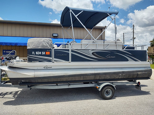 2017 QWEST 818 XRE CRUISE