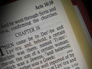 Impact Wednesday Night Bible Study