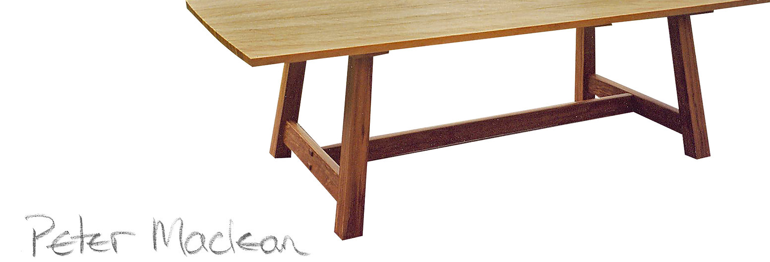Furniture designer and maker Peter Maclean: Clive, Hawkes Bay, NZ