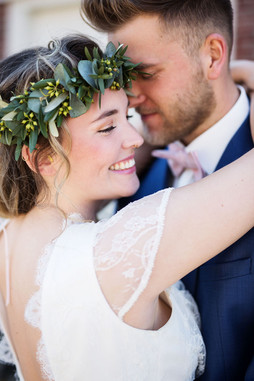Do it yourself bridal styling
