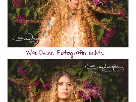 Fotoshooting - ICH KANN DAS NICHT!!!