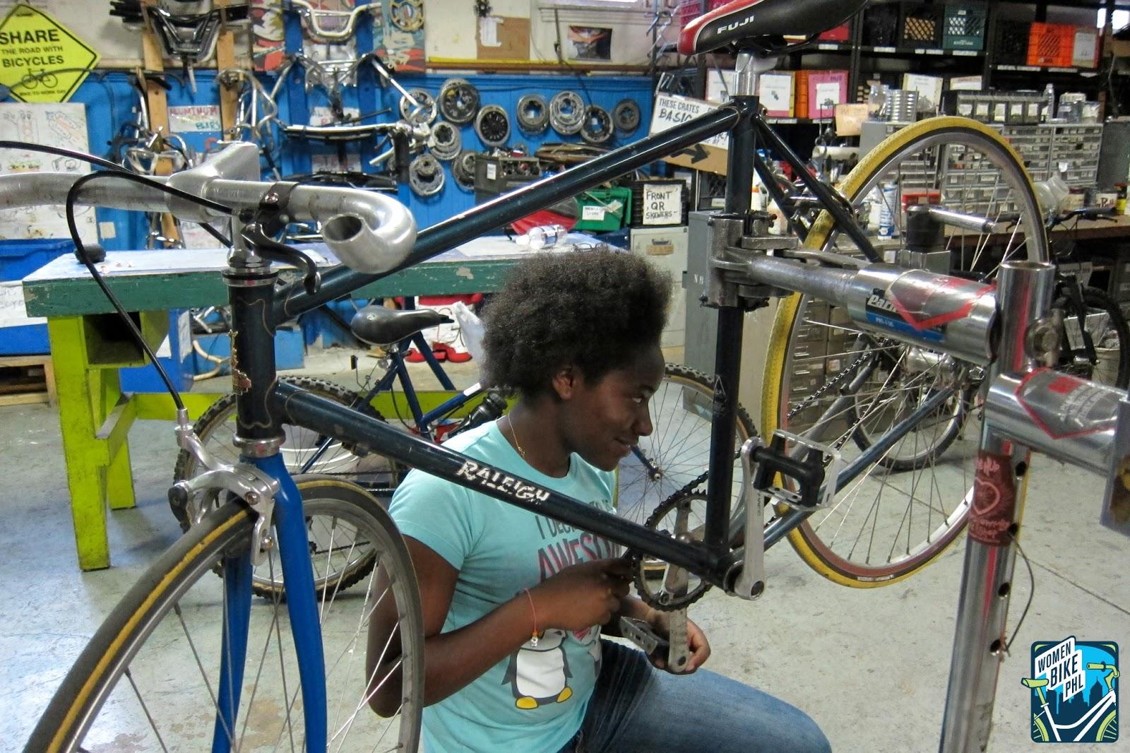 Neighborhood Bikeworks, Philadelphia