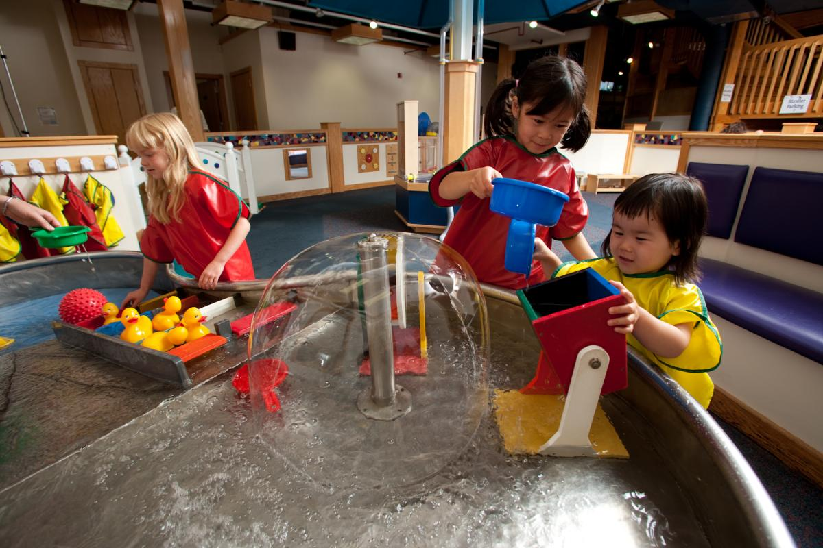 Sciencenter, Ithaca