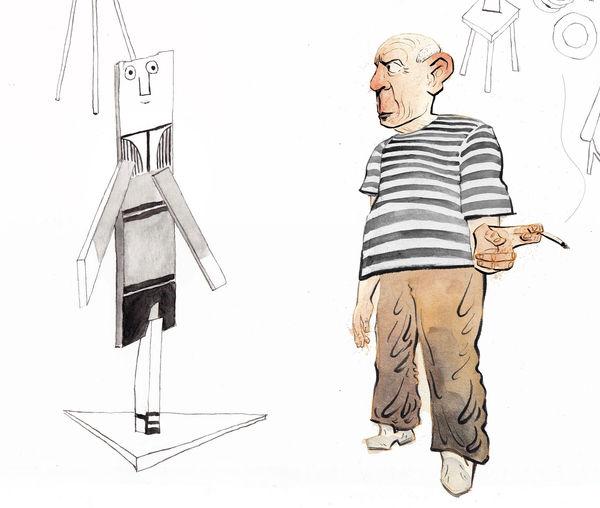 Picasso Seamus Jennings