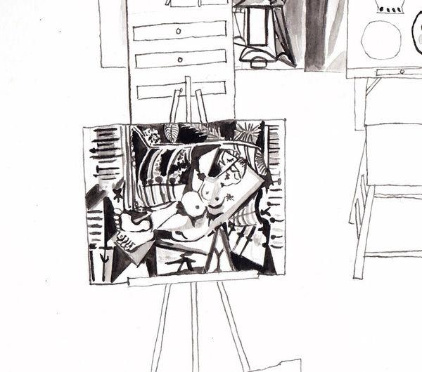 Seamus Jennings Picasso