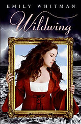 Emily Whitman Wildwing Young Adult YA Novel Time Travel Middle Ages Romance Book Award